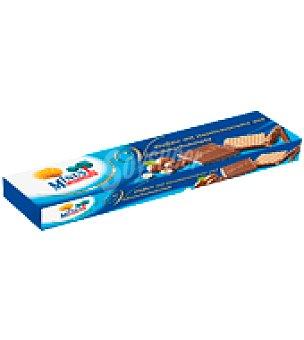MinusL Gofres crema de Avellana y Chocolate Sin lactosa 125 g