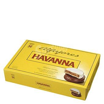 Havanna Alfajores mixtos 6 unidades