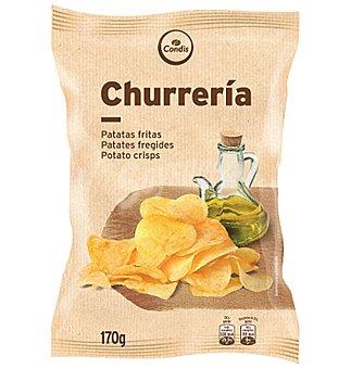 PATATAS Condis churreria 170 GRS