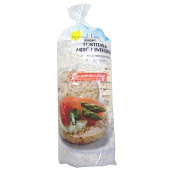 Special Line Tortas de arroz integrales sin sal Envase 130 g