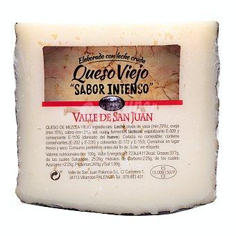 Valle de San Juan Queso viejo sabor intenso 350 g aprox