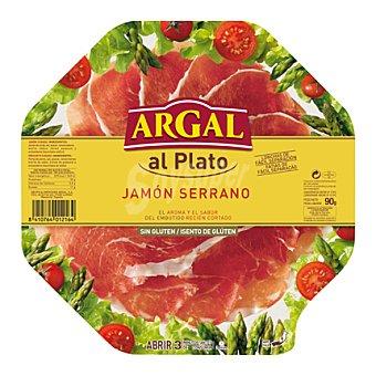 Argal Jamón curado al plato 90 g