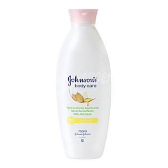 Johnson's Baby Gel de ducha Extra-Hidratante 24 Horas 750 ml