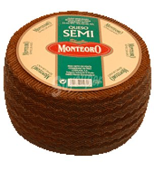 Monteoro Queso semicurado de Oveja 3000.0 g.