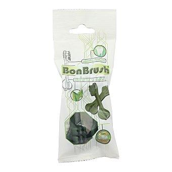 Bonbrush Snacks para la higiene bucal para perros con clorofila y salvia Envase 30 g
