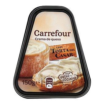 Carrefour Crema de queso de torta del Casar 150 g