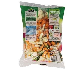 Florette Surtido de verduras (coliflor, brócoli y zanahoria) para microondas 275 gramos