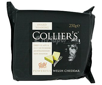 COLIERS Queso Cheddar 250g
