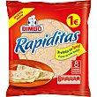 Tortillas de Trigo Rapiditas Bimbo 168 gr Bimbo
