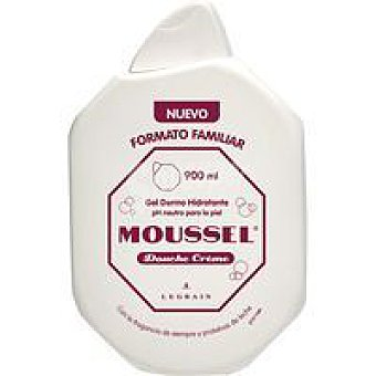 Moussel Gel de ducha crema bote 900 ml