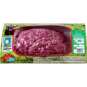 BIOCOOP Ternera de Galicia carne picada de producción ecológica peso aproximado bandeja 500 g