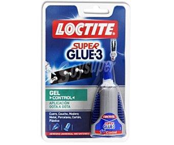 Loctite Pegamento Gel Super Glue 3 3 Gramos