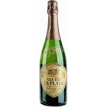Plata Cava Brut Chardonnay VÍA de la Botella 75 cl