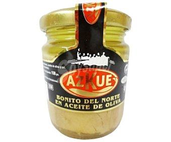 Azkue Bonito en Aceite de Oliva Tarro de 220 Gramos
