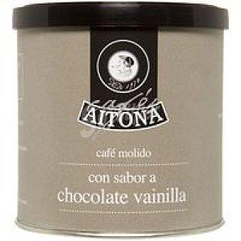 Aitona Café molido aroma chocolate-vainilla lata 100 g