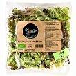 Lechuga mezcla ecológica bolsa 140 g Naia