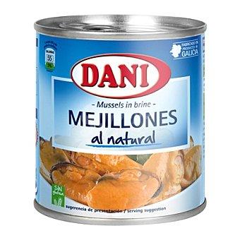 Dani Mejillones al natural 114 g