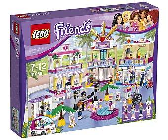 LEGO Play Set Friends El Centro Comercial de Heartlake, Modelo 41058 1 Unidad