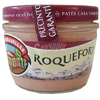 Casa Tarradellas Paté de Roquefort Tarro 125 g
