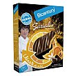 Barritas chocolate negro, naranja y flor de azahar 120 g Bicentury Sarialís