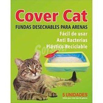 COVER CAT Funda desechable gatera Pack 1 unid