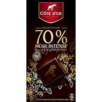 Côte d´Or Chocolate Noir Intense 70% cacao Tableta 100 g
