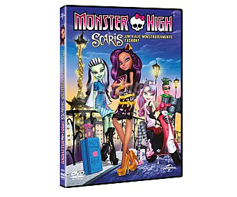 Ceys Monster High: Scaris