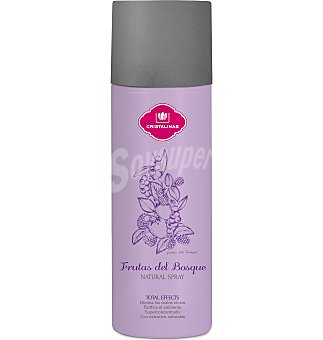 Cristalinas AMBIENTADOR SPRAY FRUTAS 200 ML