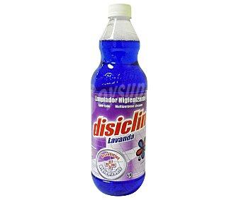Disiclin Limpiador lavanda Botella 1 litro