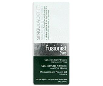 FUSIONIST Contorno de ojos , gel anitarrugas hidratante 15 Mililitros