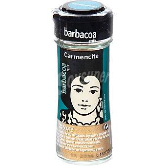 Carmencita especial para barbacoa  frasco 60 g