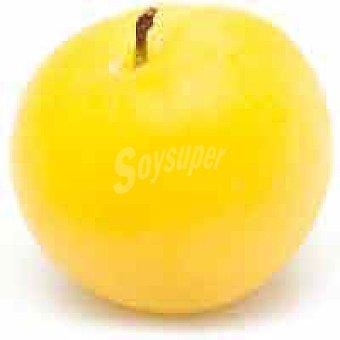 Ciruela amarilla al peso 1 unidad