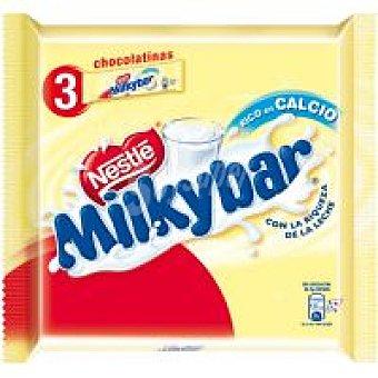 Nestlé Milkibar Pack 3x25 g