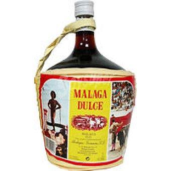 Malaga Vino dulce Garrafa 2 litros