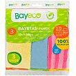 Bayetas multihogar Pack 3 unid Bayeco