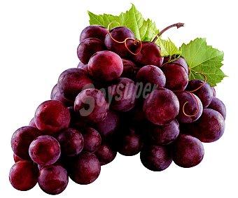 FRUTA Uvas rojas, cesta 600 gramos