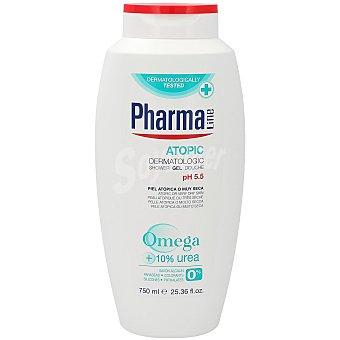Pharmaline Gel dermatológico para piel atópica Bote 75 cl