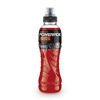 Powerade Bebida isotónica Blood Orange Botellín 50 cl