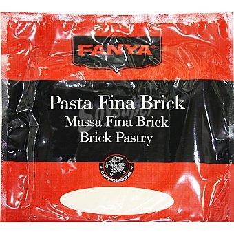 Fanya Pasta fina para rollitos primavera 10 obleas Bolsa 100 g