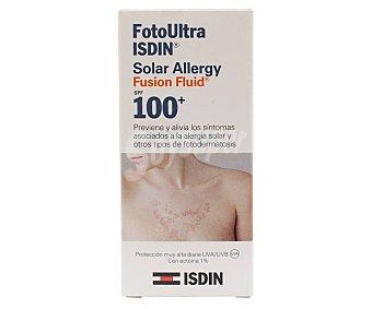 Isdin Protector solar con factor de protección 100+ (muy alta) isdin