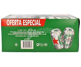 Heineken Cerveza Pack 12x33 cl