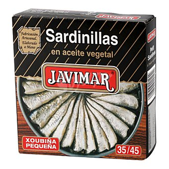 Javimar Sardina aceite 35/45 165 g