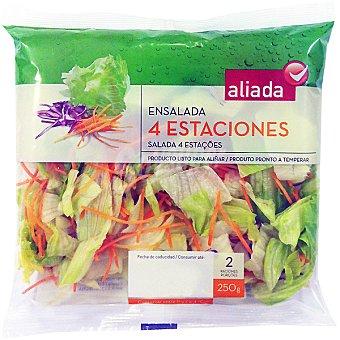 Aliada Ensalada 4 estaciones Bolsa 250 g