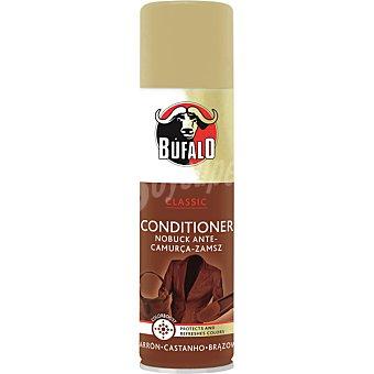 Bufalo Limpia calzado renovador de ante & nobuck marrón Spray 250 ml