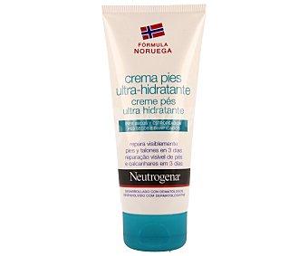 Neutrogena Crema de pies Ultra-Hidratante Tubo 100 ml