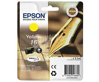 Epson Cartucho de tinta 16 amarillo amarillo