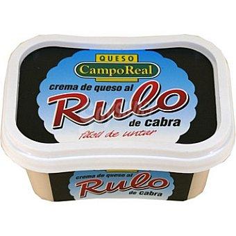 Campo Real Crema de queso al rulo de cabra Tarrina 125 g