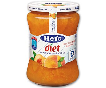 Hero Confitura de albaricoque Diet Frasco 280gr