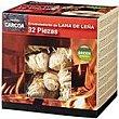Carcoa Encendedor de de leña 32 piezas  Lana