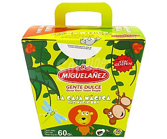 Miguelañez Caja mágica Caja 60 g